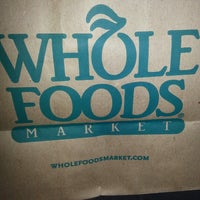 Photo taken at Whole Foods Market by Ms. Nye on 4/10/2013