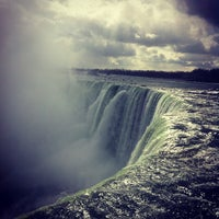 Photo taken at Niagara Falls (Canadian Side) by Adam P. on 3/17/2013