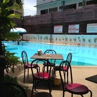 Photo taken at Pattaya Hiso Hotel by Nakkhaphon C. on 8/11/2013