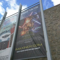 Photo taken at IMAX® Theater by Jeremy W. on 1/5/2016