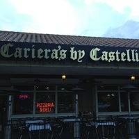 Photo taken at Cariera's Cucina Italiana by Randy G. on 7/5/2013