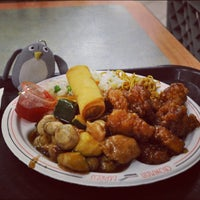 Photo taken at Chowmein Express - NEX by aki on 11/28/2012