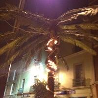 Photo taken at Club La Perla by Karin R. on 12/20/2012