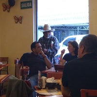 Photo taken at Antojitos Tere by Isaac D. on 2/25/2014