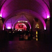Photo taken at Cellar Bar at Bryant Park Hotel by Denny S. on 12/18/2012
