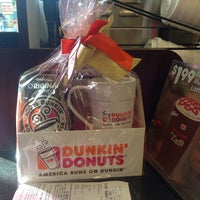 Photo taken at Dunkin' Donuts by Joshua B. on 12/16/2013