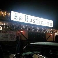 Photo taken at Ye Rustic Inn by Andrés V. on 3/28/2013