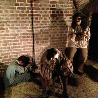 Photo taken at The Old Exchange & Provost Dungeon by Joel G. on 3/26/2013