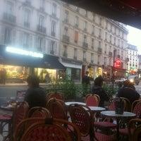 Photo taken at Café Parisien by Ioanna P. on 9/19/2013