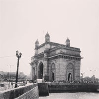 Photo taken at Gateway of India by Nachiket S. on 5/11/2013