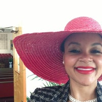 Photo taken at First AME Church, Oakland by Sharelle L. on 3/24/2013