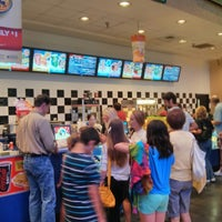 Photo taken at Regal Cinemas Palmetto Grande 16 by Alfredo S. on 7/3/2013