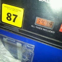 Photo taken at Sunoco gas station by Matthew O. on 9/28/2012