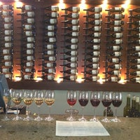 Photo taken at Montaluce Vinyard and LeVigne Restaurant by Michael W. on 11/9/2012