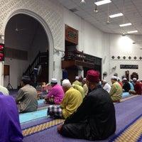 Photo taken at Masjid Nasiruddin Shah by Wan N. on 6/14/2015