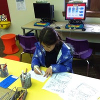 Photo taken at Highland Park Public Library by Arpie P. on 11/8/2013