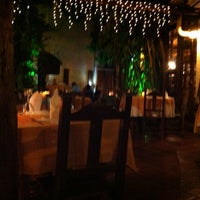 Photo taken at Restaurant La Rueda 1975 by A Salto D. on 12/15/2012