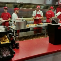 Photo taken at Five Guys by Ed V. on 10/18/2014