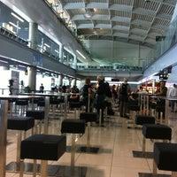 Photo taken at Dubrovnik Airport (DBV) by Gert J. on 10/14/2012