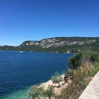 Photo taken at Porto di Garda by Алексей Ч. on 7/14/2016