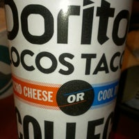 Photo taken at Taco Bell by Al Christopher N. on 4/10/2013
