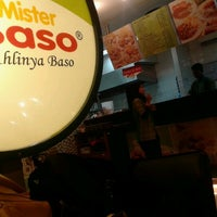 Photo taken at Mister Baso Krakatau Junction by Dimas R. on 2/12/2013