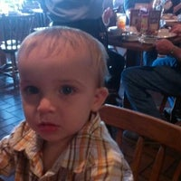 Photo taken at Cracker Barrel Old Country Store by Jonathan B. on 10/14/2012