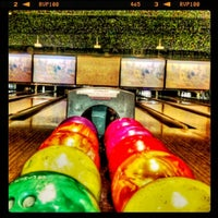 Photo taken at Striker Casual Bowling by Melina I. on 1/15/2013