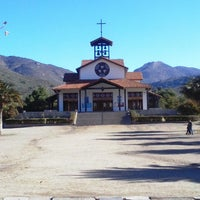 Photo taken at Santuario Santa Teresita de los Andes by Xtian V. on 6/25/2013