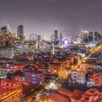 Photo taken at Tongtara Riverview Hotel Bangkok by Jiraz P. on 6/5/2015