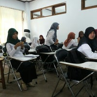 Photo taken at Gedung D FKIP UNS by Pradina A. on 10/1/2013
