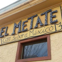 Photo taken at El Metate by William D. on 2/8/2013