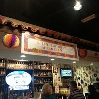Photo taken at Michoacán Gourmet Mexican Restaurant by Karl R. on 1/10/2013