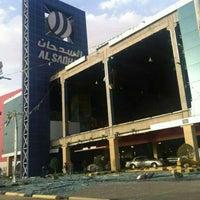 Photo taken at Al Sadhan Market by Ibrahim.A.S on 4/17/2013