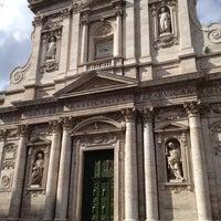 Photo taken at Chiesa di Santa Maria della Vittoria by Stephan L. on 10/14/2012