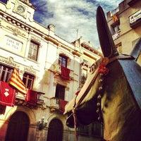 Photo taken at Ajuntament de Valls by Xavier F. on 10/27/2013