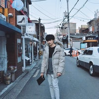 Photo taken at Hongdae4 by ARMz on 1/18/2017