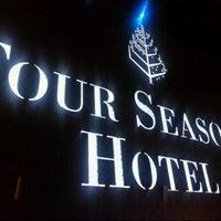 Photo taken at Aer Four Seasons Hotel by Ravi H. on 1/3/2013