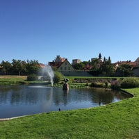 Photo taken at Almedalen by Mikael C. on 8/23/2015
