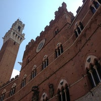 Photo taken at Siena by Andrew on 7/24/2013