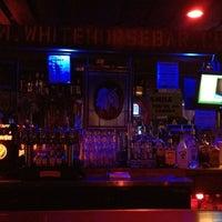 Photo taken at White Horse Tavern & Restaurant by Mis P. on 2/6/2013