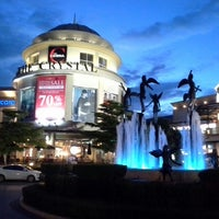 Photo taken at The Crystal by Cyber Explorer 吴. on 7/3/2013