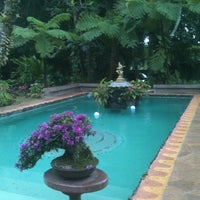 Photo taken at Kauai Hindu Monastery by Le S. on 4/1/2013