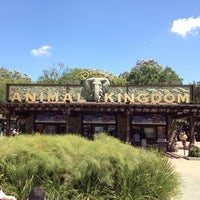 Photo taken at Disney's Animal Kingdom by Heather W. on 5/9/2013