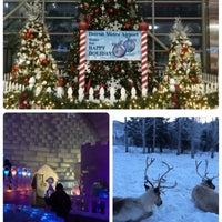 Photo taken at Anchorage International North Terminal by うさぴーこ on 12/23/2014