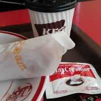 Photo taken at KFC by Indra H. on 2/14/2014
