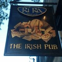 Photo taken at Rí Rá Irish Pub by Jeffery F. on 11/1/2012