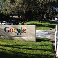 Photo taken at Googleplex by Patchara K. on 4/20/2013