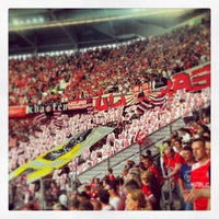 Photo taken at ESPRIT arena by THE DORF •. on 7/22/2013