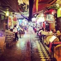 Photo taken at Pub Street by Ng J. on 10/23/2012